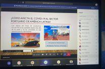 Ponencia: Como afecta el COVIT-19 al Sector Portuario de América Latina.