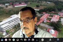 Ing. Horacio Apolayo, Subdirector Académico del Centro Regional de Coclé (Palabras de Bienvenida).