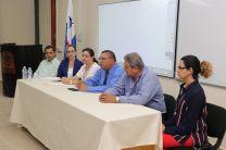 Comisiones de trabajo de UTP Veraguas, Sede Central y Decano Dr. Israel Ruíz.