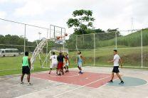 El Campus Metropolitano se llevó el primer lugar del baloncesto.