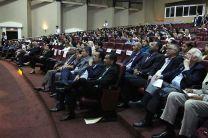Con la participación de autoridades de la UTP y de la Facultad de Mecánica; así como de docentes, estudiantes y administrativos se inició el Congreso.