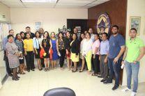 Autoridades de la FIC, docentes, estudiantes y administrativos participan en la Semana de Ingeniería.