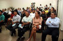 Participaron autoridades de la UTP, investigadores del CEI, CIHH y CEPIA, Comunidad Ipetí – Emberá y  SENACYT.