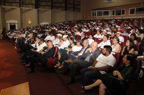 Con la presencia de autoridades de la UTP y de docentes y administrativos de la FCYT se posesionó el Mgtr Juan González.
