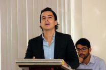 Dr. Héctor Poveda, Coordinador de actividades de Investigación de la FIE.