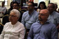 La presentación de la revista estuvo a cargo de los escritores: Margarita Escala y Eduardo Jaspe Lescure.