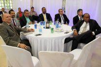 Todos los decanos de la UTP participaron en la reunión de trabajo de planes y programas.