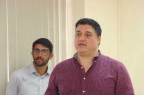 Dr. Carlos Medina, Vicedecano de la FIE.