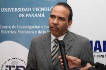 """Orlando Mendieta, Director de """"El Financiero""""."""