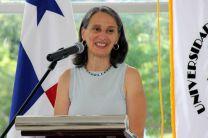Dra. María Heller, Directora Nacional de Aprendizaje de SENACYT.