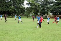 El torneo de Fútbol once fue reñido. Panamá Oeste se llevó el primer lugar.