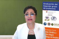 Lic. Alma Urriola de Muñoz, Vicerrectora Académica de la UTP.