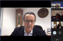 Por el Instituto Tecnológico Tuxtla Gutiérrez, hizo uso de la palabra su Director, el Mgtr. José Manuel Rosado Pérez.