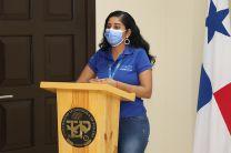 Lic. Lidelia Ortega, Auditora de Tecnología de Información de COPA.