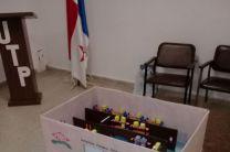Foto de maqueta representativa del trabajo realizado en la empresa Panamá Boston, de Aguadulce.