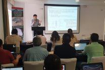 Imagen del Dr. Daniel Martínez, experto en Geología y en la aplicación de Técnicas Isotópicas para Datación.