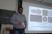 Dr. Javier Sánchez del CEPIA UTP.