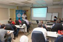 Dr. Reinhardt Pinzón, del CIHH de la UTP encargado del proyecto