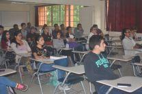 Participación de estudiantes, profesores e investigadores de la FIM en el conversatorio