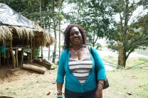 Dra. Zenaida Campbell, líder del Proyecto ¨Desarrollo de Competencias para la vida¨