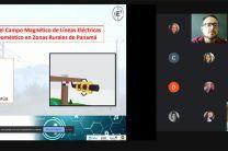 Proyecto Captación del Campo Magnético de Líneas Eléctricas para Uso Doméstico en Zonas Rurales de Panamá estudiantes.
