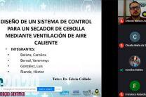 Proyecto Diseño de un Sistema de Control para el Secado de cebolla Mediante Ventilación de Aire Caliente.