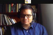 Alan Morales, estudiante Centro Regional de la UTP, en Chiriquí.