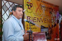 Rector Dr. Oscar Ramírez.
