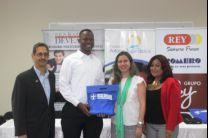 Estudiante beneficiado con beca de la Fundación Deveaux y Tagarópulos