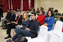Al evento asistieron decanos, estudiantes, docentes e invitados especiales.