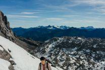 """Recorriendo el Parque Natural """"Los Picos de Europa""""."""