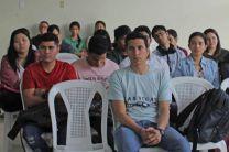 Estudiantes de la carrera de Licenciatura en Ingeniería de Sistemas y Computación