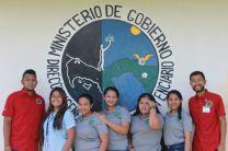 Estudiantes de la Licenciatura en Informática aplicada a la educación.