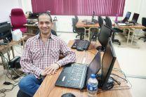 Dr. Diego Tramontina de la Universidad Nacional de San Luis Argentina Expositor