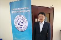 Dr. Tosiyuki Nakaegawa del Instituto de Investigaciones Meteorológicas  de Japón.