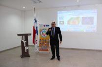 Ingeniero Edelberto Anguizola, Expositor.