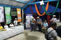 Presentación Folclórica,en el Stand de la UTP en la Feria Institucional de Coclé