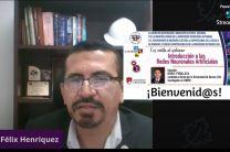 Director del CINEMI, Dr. Félix Henríquez.