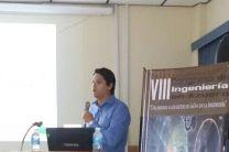 Dr. Edwin Collado, participó como expositor en Congreso en la UTP, en Azuero.