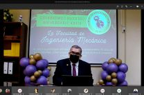 Decano de la FIM, el Dr. Julio Rodríguez