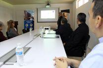 el Dr. Víctor Costella, del ITDB presentó la labor que desarrolla este Instituto.
