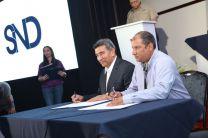 El acuerdo contempla el intercambio de experiencias, documentos e información.