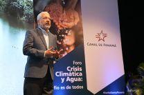 El Dr. Ricaurte Vásquez, Administrador de la ACP, se refirió a El Canal de Panamá.
