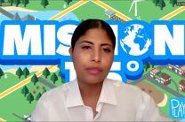 Jessica Young, Gerente País para Ambiente, Cambio Climático y Desarrollo Sostenible en el Programa de Naciones Unidas para el Desarrollo (PNUD – ONU DESARROLLO)