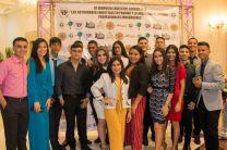Estudiantes organizadores del III Simposio de Logística.