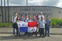Estudiantes realizan Gira Académica Costa Rica.