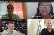 Sustentaciones de Investigaciones para Ingeniería Virtuales en Coclé