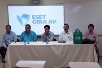 Asistencia de directivos de UTP Veraguas.