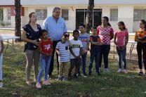 La coordinación de cultura de UTP Veraguas, organizó convivio infantil.