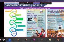 Preparación para JIC Virtual 2021